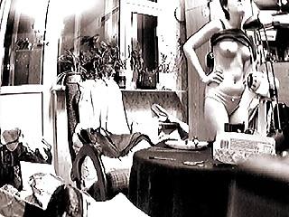 Yanka Zimina masturbator. My boobs on webcam
