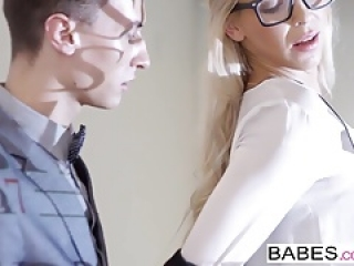 Babes - Office Obsession - Your Attention, Please  starring
