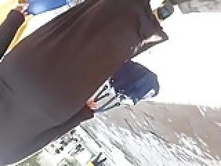 Turkish hijab woman big ass