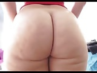 BIG BOOTY slut Gets Her Pussy RAMMED Hard By Friends