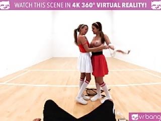 BANGERS VR - DILLION و قیچی بکر پس از NAKED