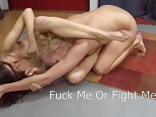 Very Rough Lesbian Tribbing 2