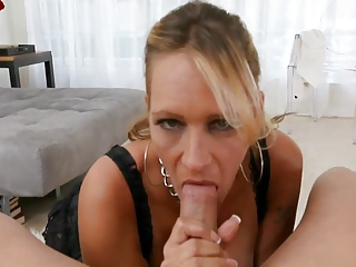 Cougar Head #67 Down Her Windpipe (MeSsY & Rough)