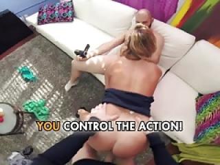 Cherie DeVille - MILF Threesome Fuck Fest