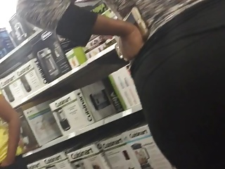 Arabian bitch with a big ass