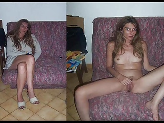 dressed and undressed#2