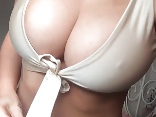 Nice boobs surprise