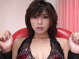 One girl many men touching and teasing her tight pussy