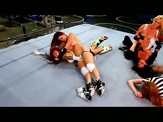 Tag Team Humiliation Match